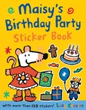 Maisy's Birthday Party Sticker Book