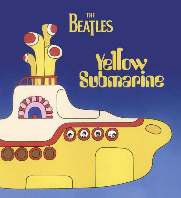 candlewick press yellow submarine. Black Bedroom Furniture Sets. Home Design Ideas