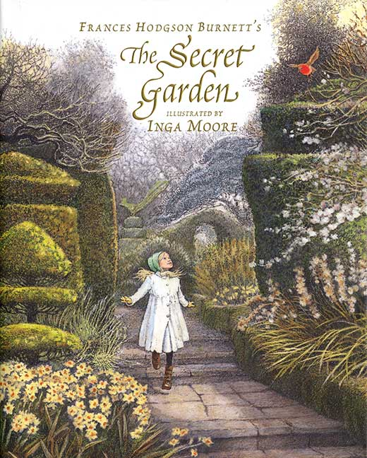 frances hodgson burnett the secret garden Abebookscom: the secret garden (9781613820872) by frances hodgson burnett and a great selection of similar new, used and collectible books available now at great prices.