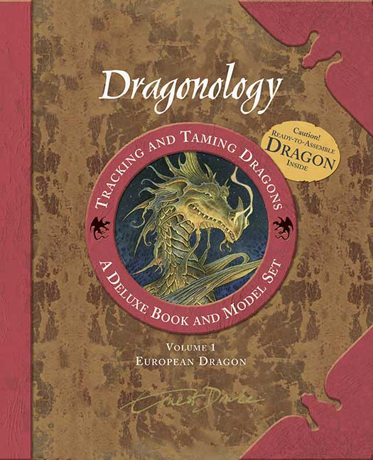 Image Official Guide Book Volume1 Jpg: Dragonology Tracking And Taming Dragons