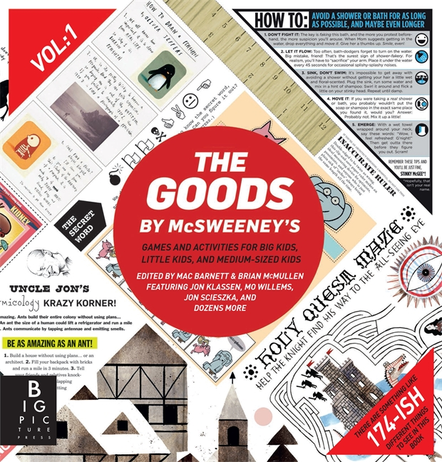 The Goods: Volume 1