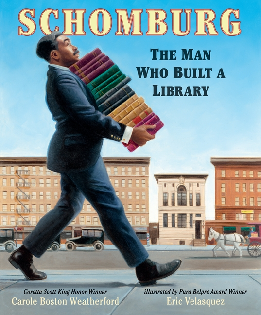 Schomburg: The Man Who Built a Library